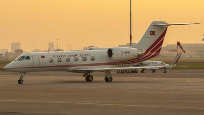 TC-GVA - Turkey - Government Gulfstream Aerospace G-IV,  G-IV-SP, G-IV-X, G300, G350, G400, G450