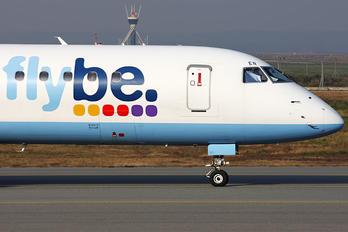 G-FBEN - Flybe Embraer ERJ-195 (190-200)