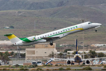 5T-CLD - Mauritania Airlines Embraer EMB-145