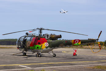 19302 - Portugal - Air Force Aerospatiale SA-319B Alouette III