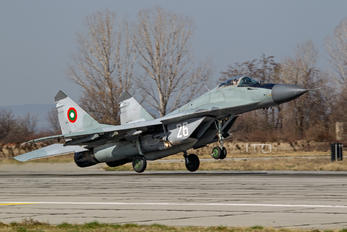 26 - Bulgaria - Air Force Mikoyan-Gurevich MiG-29