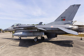 15135 - Portugal - Air Force General Dynamics F-16AM Fighting Falcon