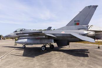 15135 - Portugal - Air Force General Dynamics F-16AM Fighting Falcon