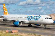 SE-RDO - Novair Airbus A321 aircraft