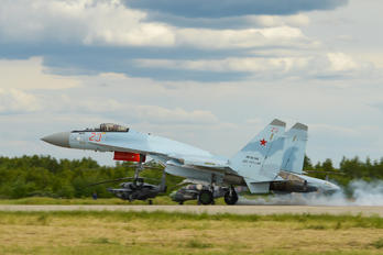 23 - Russia - Air Force Sukhoi Su-35S