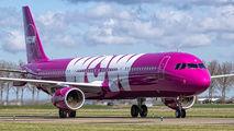 TF-KID - WOW Air Airbus A321 aircraft