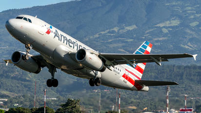N840AW - American Airlines Airbus A319