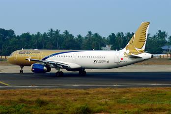 A9C-CA - Gulf Air Airbus A321