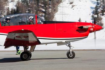A-916 - Switzerland - Air Force Pilatus PC-7 I & II