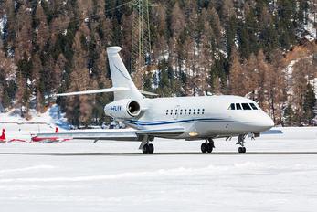 I-FLYV - Eurofly Service Dassault Falcon 2000 DX, EX