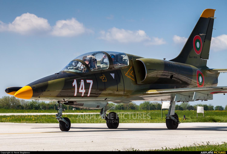 Bulgaria - Air Force 147 aircraft at Dolna Mitropolia