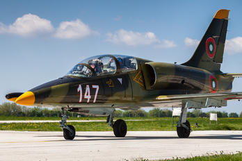 147 - Bulgaria - Air Force Aero L-39ZA Albatros