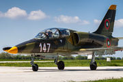147 - Bulgaria - Air Force Aero L-39ZA Albatros aircraft