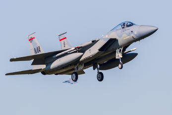 85-0118 - USA - Air National Guard McDonnell Douglas F-15C Eagle