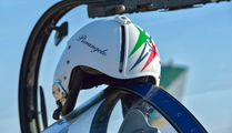 "- - Italy - Air Force ""Frecce Tricolori"" - Airport Overview - Aircraft Detail aircraft"