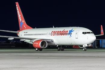 D-ABMB - Corendon Airlines Boeing 737-800
