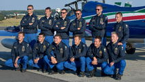 "- - Italy - Air Force ""Frecce Tricolori"" - Airport Overview - People, Pilot aircraft"