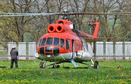OM-EVA - Techmont Mil Mi-8T aircraft