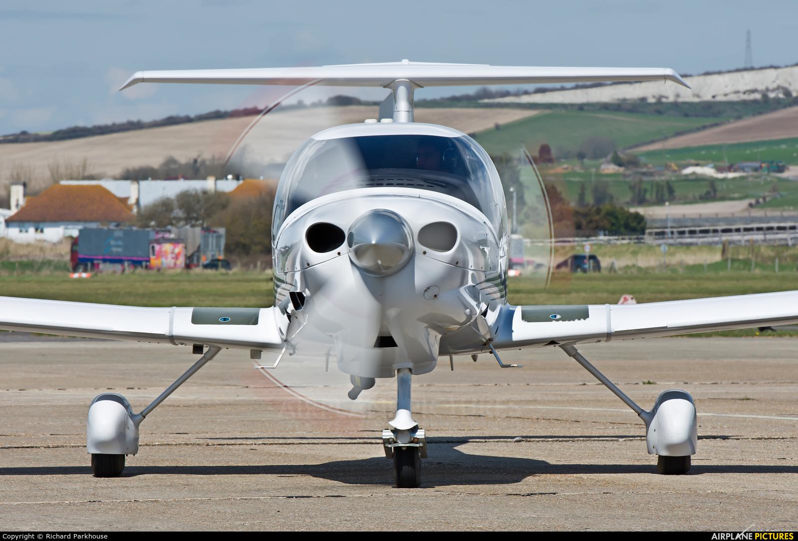 Private G-CDSF aircraft at Brighton - Shoreham