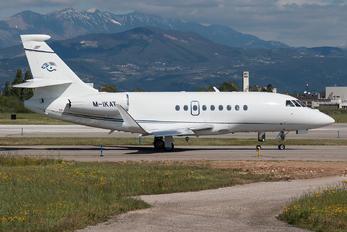 M-IKAT - Private Dassault Falcon 2000LX