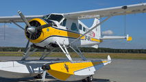 SP-MKI - Private de Havilland Canada DHC-2 Beaver aircraft