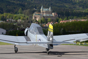 OM-DCC - Aeroklub Dubnica nad Vahom LET Z-37 Čmelák