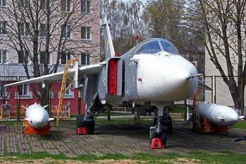 49 - Belarus - Air Force Sukhoi Su-24M