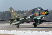 8103 - Poland - Air Force Sukhoi Su-22M-4 aircraft