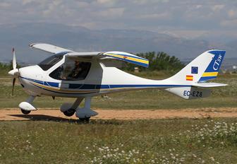 EC-EZ8 - Private Flight Design CTsw