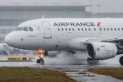F-GUGM - Air France Airbus A318 aircraft