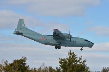 06 - Russia - Air Force Antonov An-12 (all models)