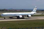 Kuwait Government A340-500 visited Istanbul title=