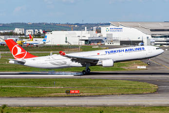 F-WWYZ - Turkish Airlines Airbus A330-300