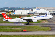 F-WWYZ - Turkish Airlines Airbus A330-300 aircraft