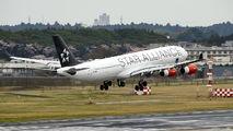 OY-KBM - SAS - Scandinavian Airlines Airbus A340-300 aircraft