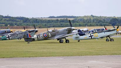 G-LFVB - Patina Supermarine Spitfire LF.Vb
