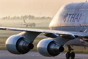 HS-TGO - Thai Airways Boeing 747-400 aircraft