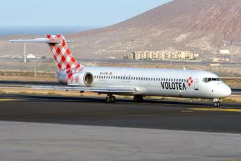 EC-LPM - Volotea Airlines Boeing 717