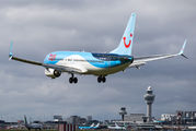 PH-TFF - TUI Airlines Netherlands Boeing 737-800 aircraft