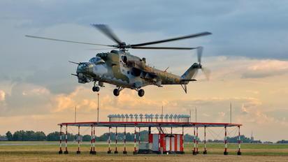 7358 - Czech - Air Force Mil Mi-24V