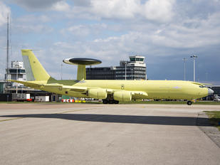 ZH106 - Royal Air Force Boeing E-3D Sentry AEW.1