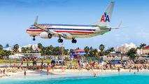 N893NN - American Airlines Boeing 737-800 aircraft