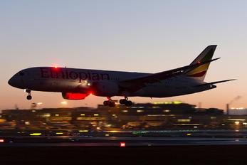 ET-AOV - Ethiopian Airlines Boeing 787-8 Dreamliner