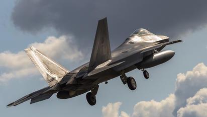05-4089 - USA - Air Force Lockheed Martin F-22A Raptor