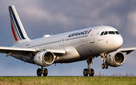 F-GKXA - Air France Airbus A320 aircraft