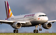 D-AKNV - Germanwings Airbus A319 aircraft