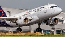 OO-SSI - Brussels Airlines Airbus A319 aircraft