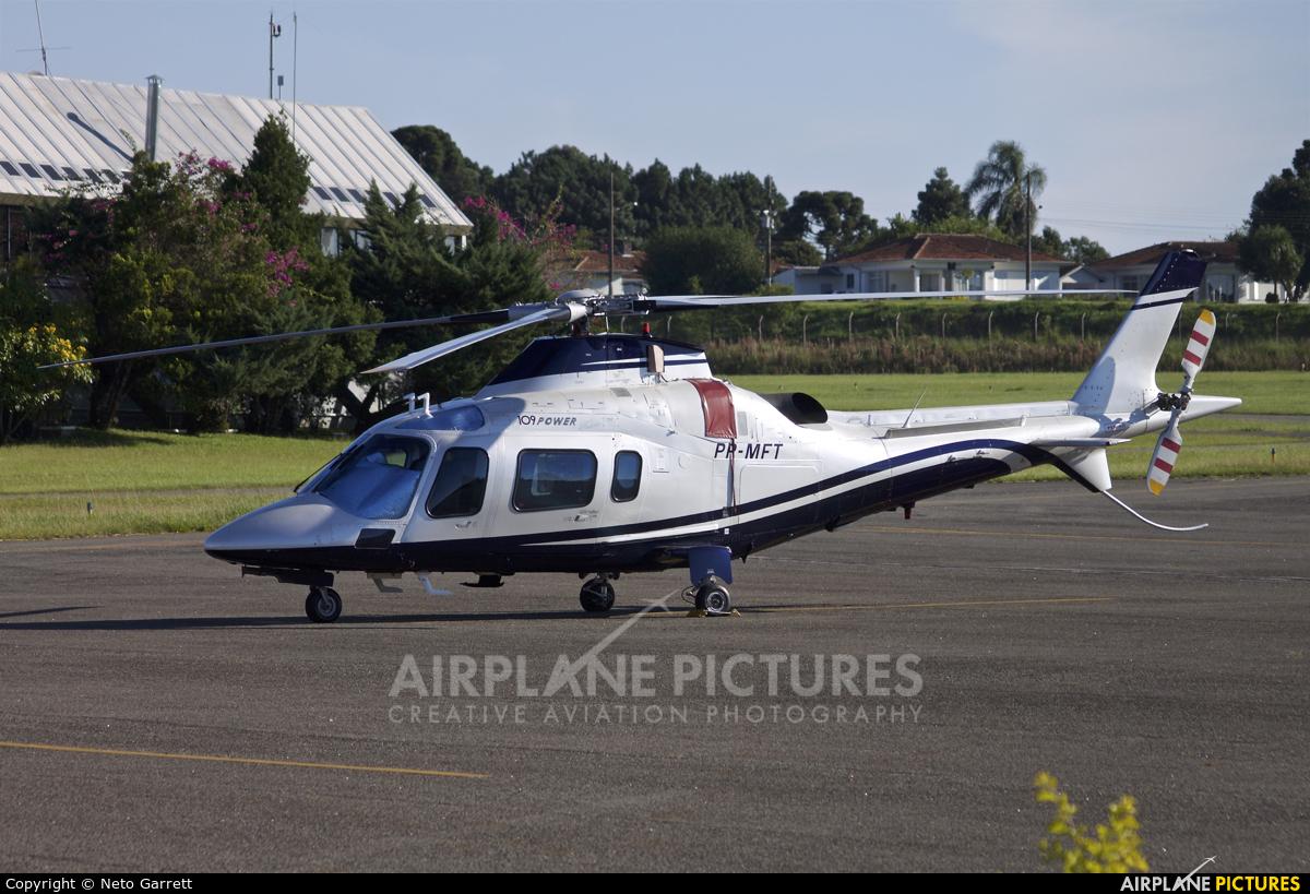 Private PP-MFT aircraft at Curitiba - Bacacheri