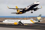 OY-TCD - Thomas Cook Scandinavia Airbus A321 aircraft