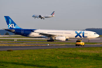 C-GTSD - XL Airways France Airbus A330-300